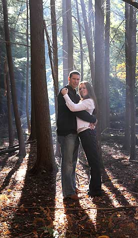 Engagament Photography for Deep Creek Lake