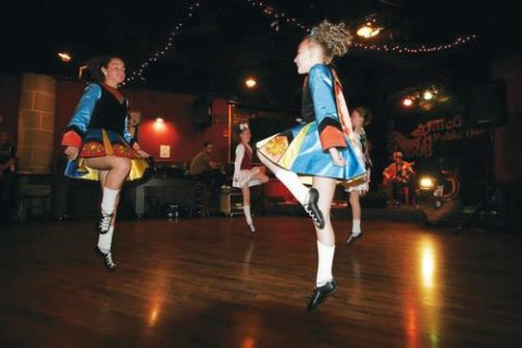 Celtic fest Dancers